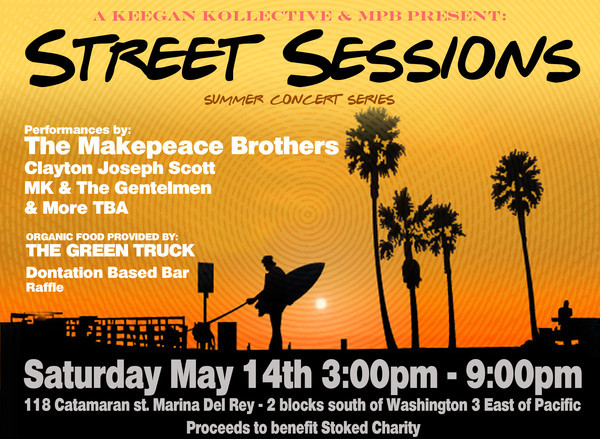 Marina del Rey Street Sessions Music Festival ~ August 14, 2011
