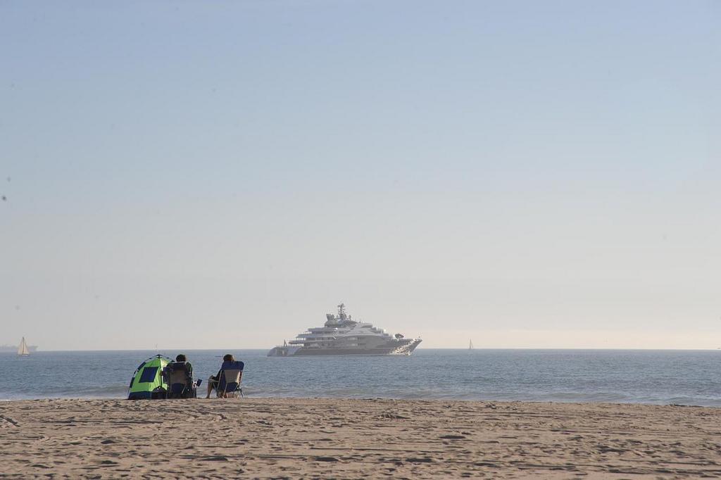 'Serene' was Docked off the Coast in Marina del Rey!!! – Marina del Rey Real Estate – MDR Condos