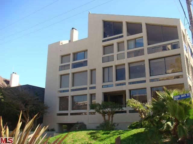 Marina del rey condo spotlight of the week 18 union jack for Houses for sale marina del rey
