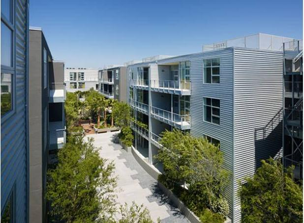 Lofts Available at the Gallery Lofts in Marina del Rey's Loft District