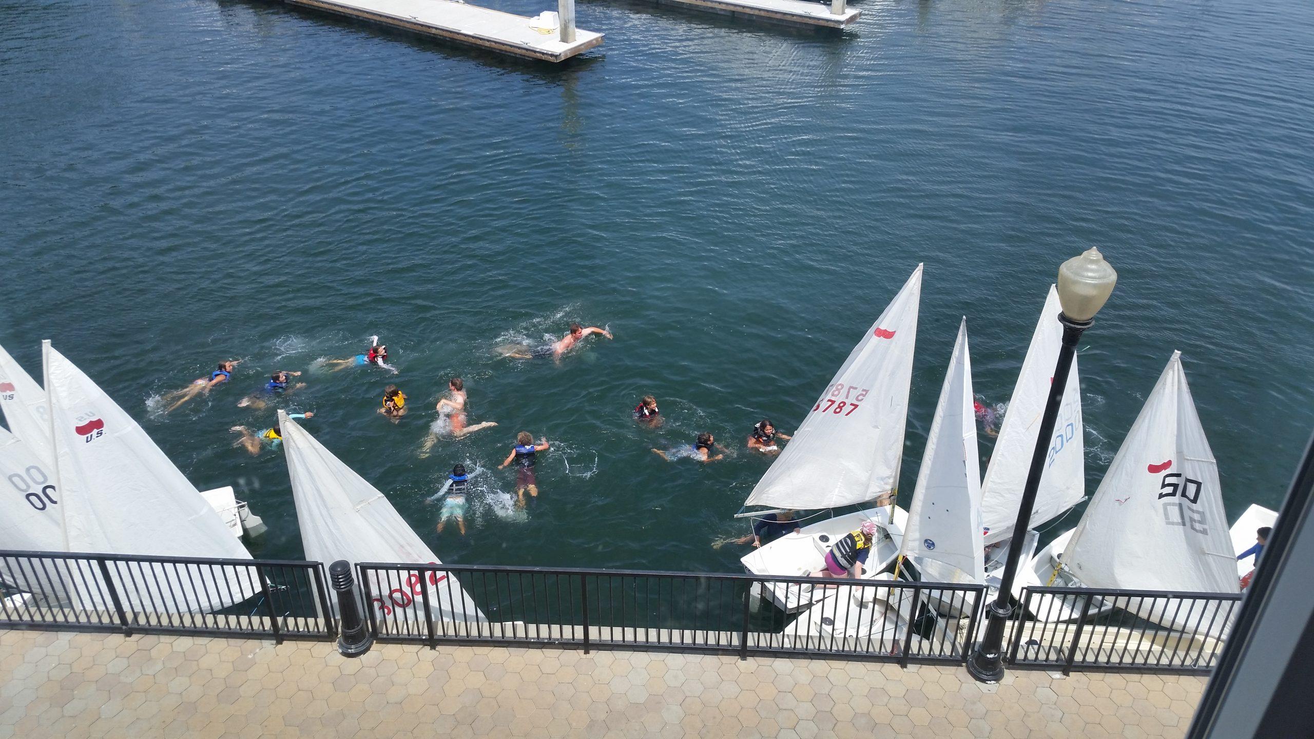 Boat Broker's and Anchorage – Marina del Rey