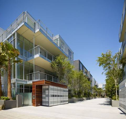 Gallery Lofts1 Gallery Lofts in Marina del Rey   4080 Glencoe Avenue #201    $629,000