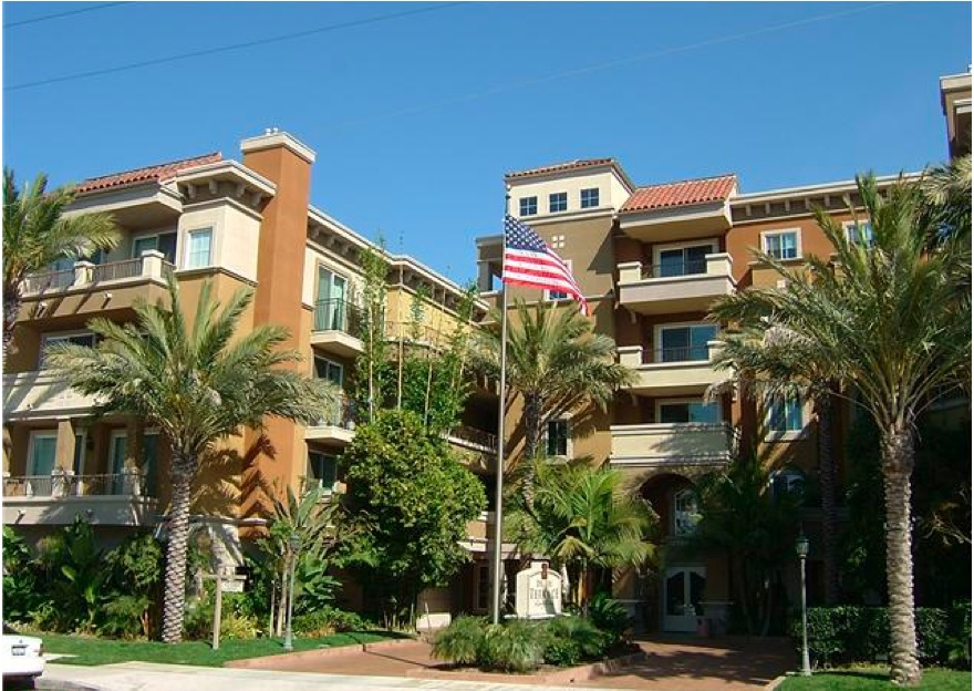 Current Condo for Sale in the Del Rey Terrace Complex – Marina del Rey Condos