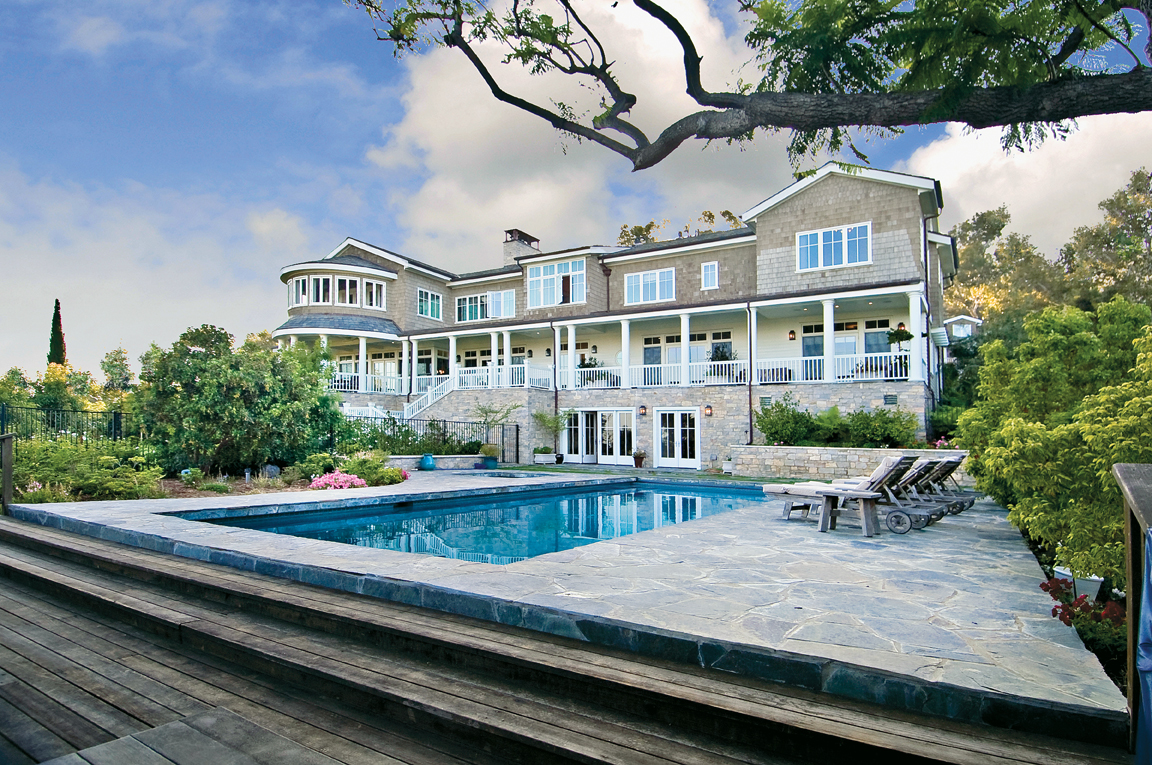 Top 10 most expensive properties in pacific palisades for Real house