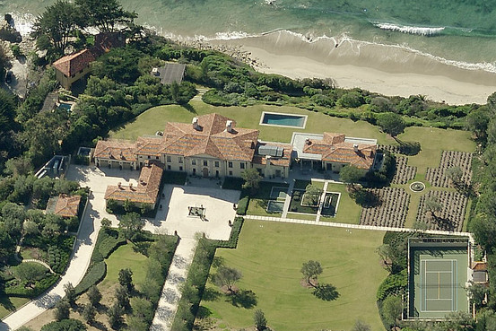 Yuri Shefler May Have Purchased The Malibu Estate For 75