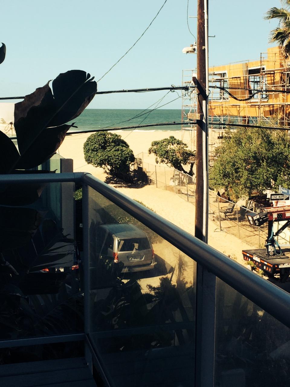 Privateer Balcony