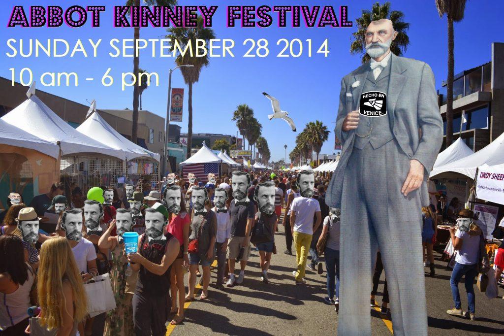 Abbott Kinney Festival 2014