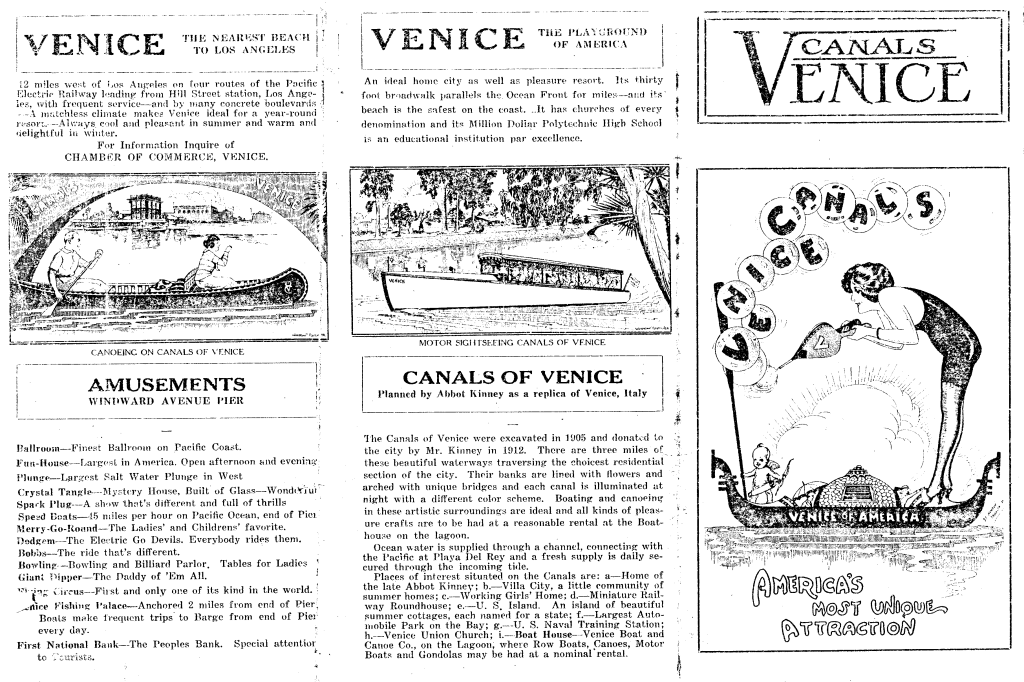 Canals_Venice_of_America_promotional_flyer_circa_1920_side_2