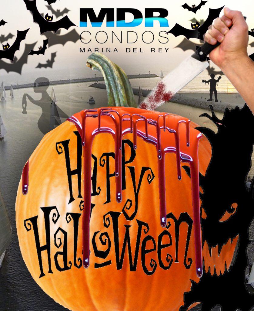 Happy Halloween Marina del Rey