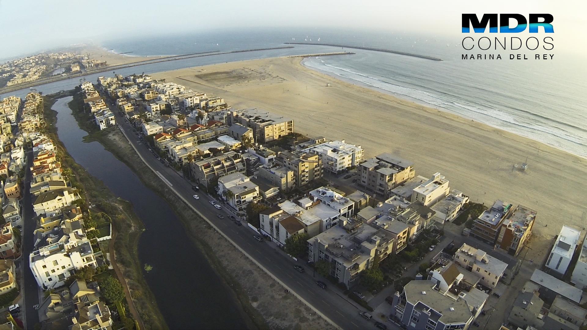 1 Spinnaker #7, Marina del Rey – Insane Ocean Front Condo on the Peninsula