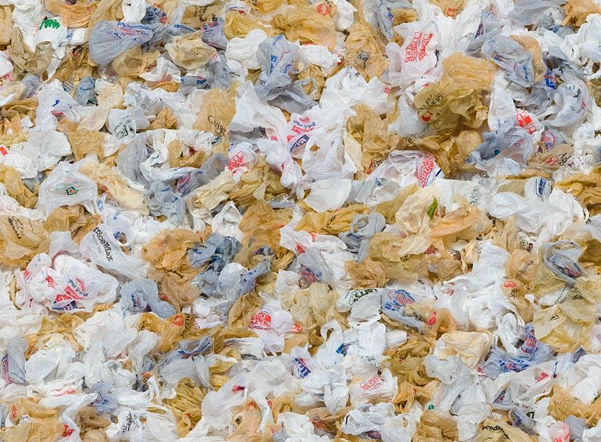 Plastic Bag ban in California