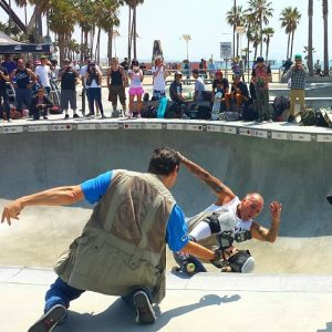 Jay Adams killing it in #Venice