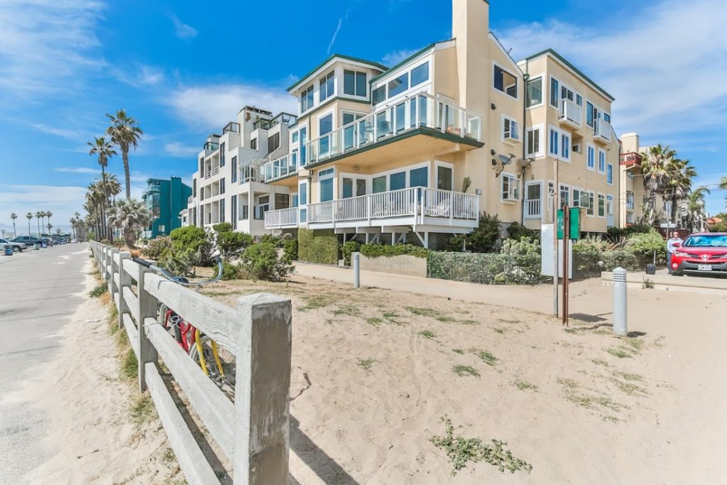 Move to Marina del Rey and add 10 Years to your Life :)