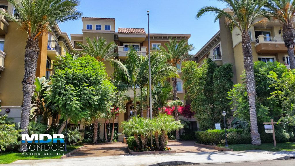 Three Bed Penthouse in Marina del Rey for Under $1,000,000