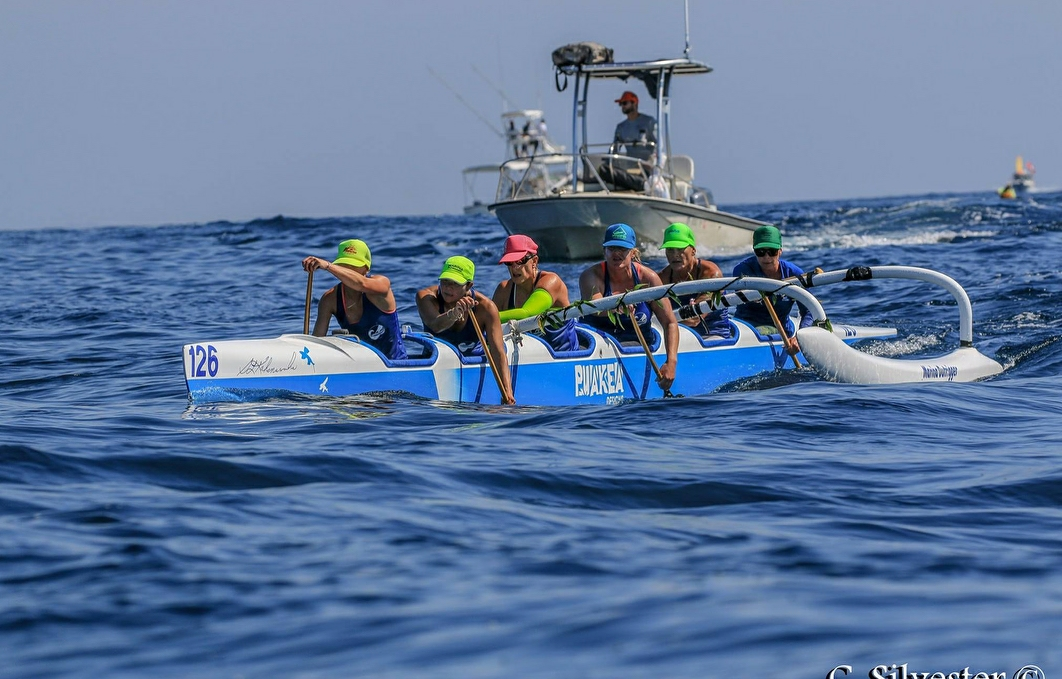 Marina del Rey Outrigger Off-Season – Learn to Paddle