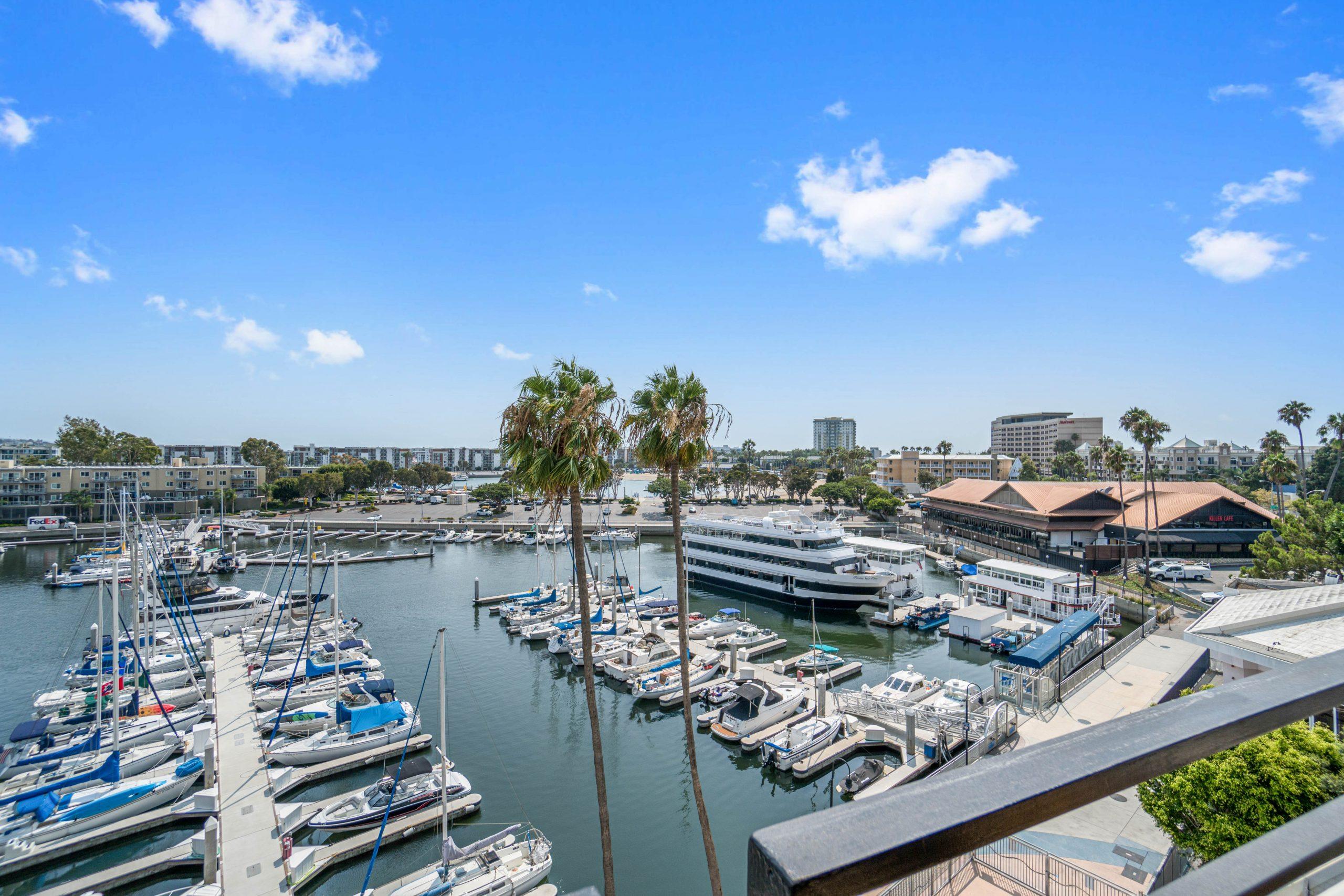 New Condos on the Market in Marina del Rey