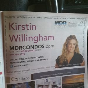 First big ad! #argonautnewspaper