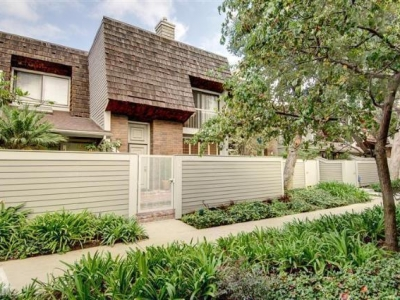 New Villa Velletri Townhome for Sale – 13336 Maxella Avenue #5 , Marina Del Rey – 1,866 sq. ft. & Private Garage