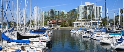 Check out the New Inventory in Marina del Rey – The Marina is on FIRE