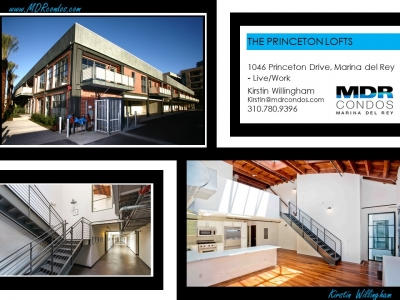 The Princeton Lofts | 1046 Princeton Drive, Marina del Rey