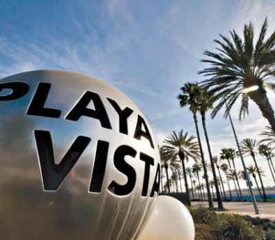 Where the Cool People in Playa Vista Work