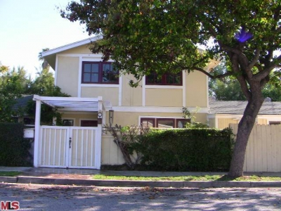 Single Family Homes for Sale in the Golden Triangle of Marina del Rey