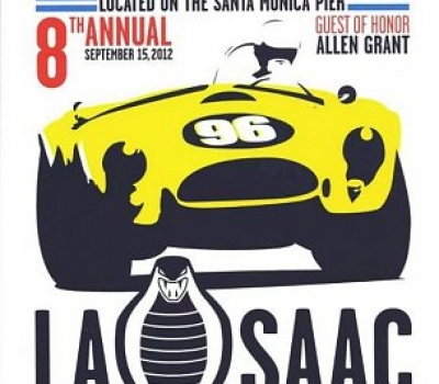 Shelby American Car Show to be Held on the Santa Monica Pier September 15th
