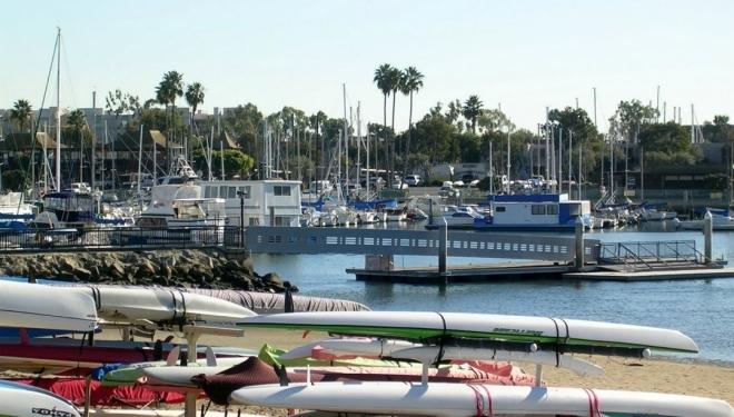 Marina del Rey Water Sports